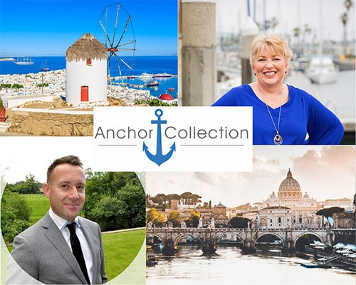 Anchor collection graphic